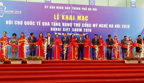 2019년 하노이 수공예품 국제전시회 - ảnh 1