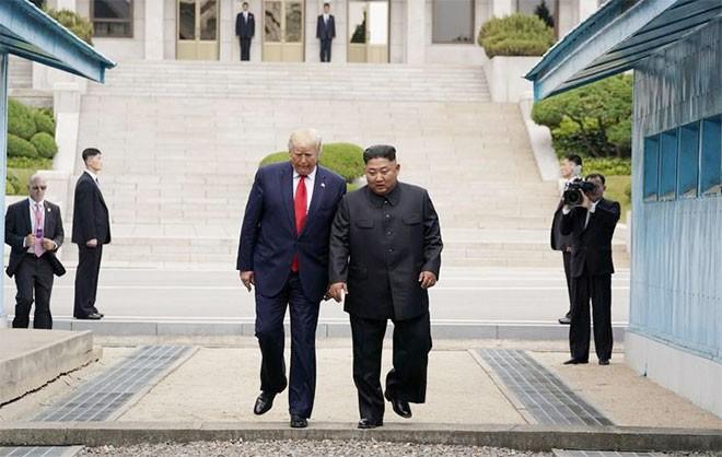 미 국방장관, 조선에 대한 제재 유지 강조 - ảnh 1