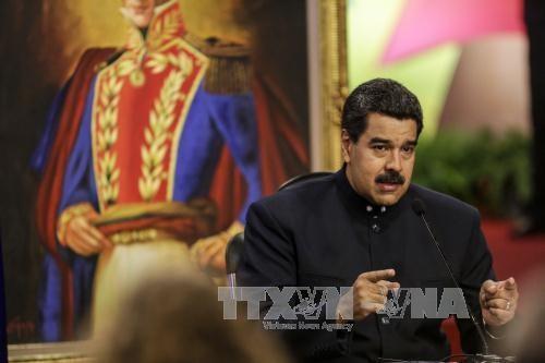 ប្រធានាធិបតី  Maduro ចោទប្រកាន់អាមេរិកនិងអេស្ប៉ាញមានឧបាយកលបណ្ដាលអស្ថិរភាពស្ថានភាពនៅវ៉េណេស៊ុយអេឡា - ảnh 1