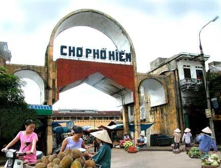 ទឹកដី Pho Hien - ảnh 1