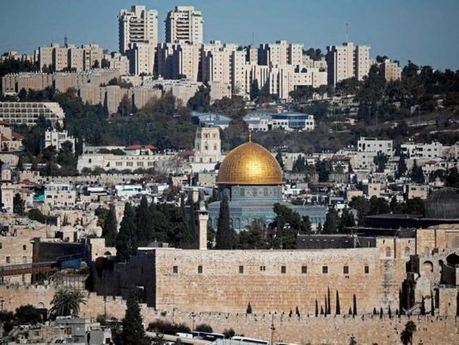 វៀតណាមចាត់ទុកថារាល់ដំណោះស្រាយទាក់ទិនដល់ Jerusalem គប្បីប្រតិបត្តិតាមច្បាប់អន្តរជាតិ  - ảnh 1