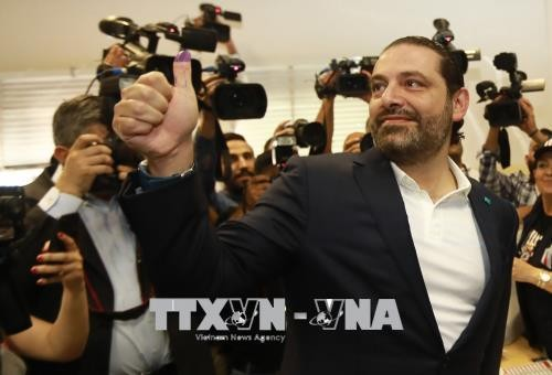 Saad Hariri បន្តកាន់ដំណែងជានាយករដ្ឋមន្ត្រីលីបង់អាណត្តិទី ៣  - ảnh 1