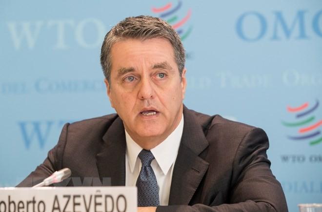 WTO ព្រមានអំពីការបង្កើនភាពតានតឹងពាណិជ្ជកម្មអាមេរិកនិងបណ្ដាសម្ព័ន្ធមិត្ត - ảnh 1