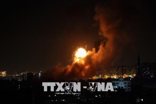 អ៊ីស្រាអែលប្រកាសអំពីគ្រោះអាសន្នកើតមានការវាយប្រហារដោយមីស៊ីលនៅតំបន់ Gaza - ảnh 1