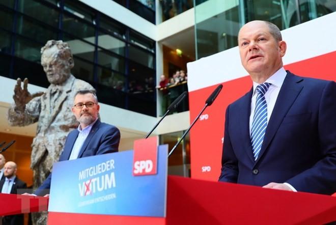 អាល្លឺម៉ង់: SPD ចង់រក្សាកម្រិតប្រាក់ចូលនិវត្តន៍ដល់ឆ្នាំ ២០៤០ - ảnh 1