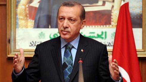 ប្រធានាធិបតី លោក Tayyip Erdogan ប្រកាសថា ទួរគីនឹងមិនចុះចាញ់អាមេរិកឡើយ - ảnh 1
