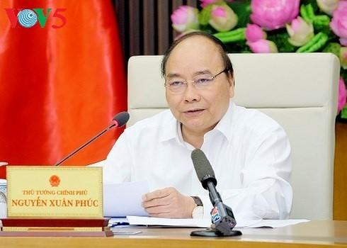គណកម្មាធិការអចិន្ត្រៃយ៍រដ្ឋាភិបាលបើកកិច្ចប្រជុំសម្រាប់ត្រៀមរៀបចំឲ្យសន្និសីទ WEF-ASEAN ២០១៨ - ảnh 1