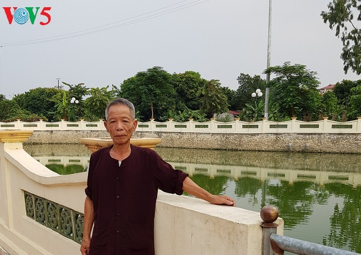 អតីតយុទ្ធជនវៀតណាម លោក Nguyen Tu Hung - ពលរដ្ឋឆ្នើមនៃរដ្ឋធានីឆ្នាំ២០១៨ - ảnh 1