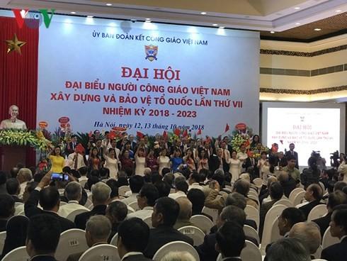 Linh mục Trần Xuân Mạnh làm Chủ tịch Ủy ban đoàn kết công giáo Việt Nam - ảnh 1