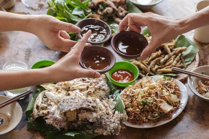 ភូមិ Buoc - ទីកន្លែងថែរក្សាតម្លៃវប្បធម៌របស់ជនជាតិ Thai - ảnh 2