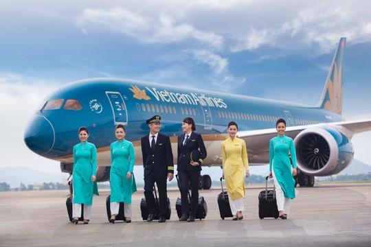 ក្រុមហ៊ុន  Vietnam Airlines ស្ថិតក្នុង Top ពាណិជ្ជសញ្ញាមានតម្លៃបំផុតទាំង ១០នៅវៀតណាម - ảnh 1