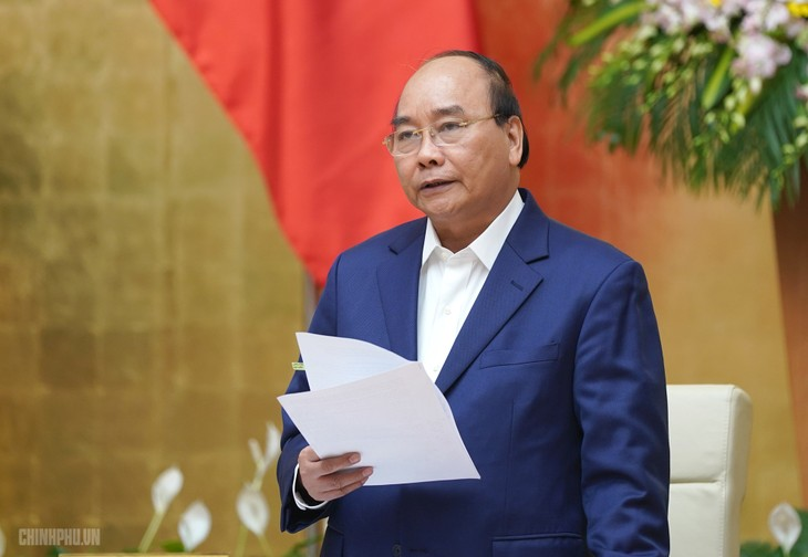 នាយករដ្ឋមន្ត្រីលោក Nguyen Xuan Phuc: បន្តទាក់ទាញវិនិយោគបរទេស បង្កើតប្រភពធនធានសម្រាប់ការអភិវឌ្ឍសេដ្ឋកិច្ច - ảnh 1