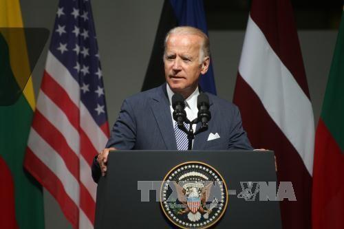 លោក Joe Biden - បេក្ខជនឈានមុខគេរបស់គណបក្សប្រជាធិបតេយ្យក្នុងការប្រកួតប្រជែងចូលសេតវិមាន - ảnh 1