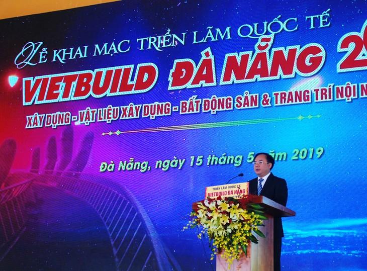 អង្គភាពអាជីវកម្មជាង ៣០០ បានចូលរួមក្នុងពិព័រណ៌អន្តរជាតិ Vietbuild Da Nang  - ảnh 1