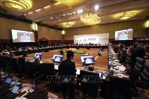 G20 សេចក្តីថ្លែងការណ៍រួមដោយឯកភាពលើកិច្ចសហប្រតិបត្តិការស្តីពី AI - ảnh 1