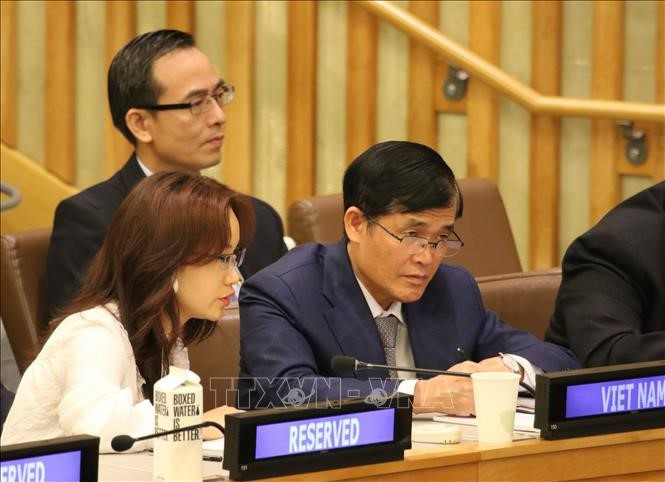 វៀតណាមបានចែករំលែកបទពិសោធន៍អំពីការធ្វើសវនកម្មក្នុងការអនុវត្ត SDGs - ảnh 1
