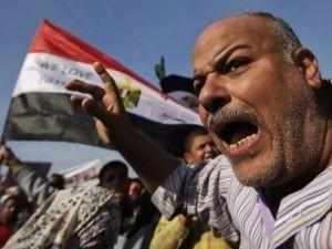 មនុស្សរាប់ពាន់នាក់បានធ្វើបាតុកម្មគាំទ្រអតីតប្រធានាធិតបីអេហ្ស៊ីប Mohamed Morsi  - ảnh 1