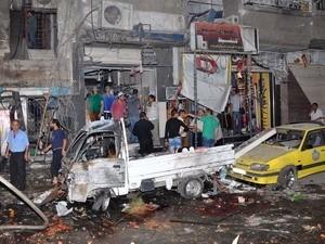 ស៊ីរីបដិសេធការប្រើប្រាស់អាវុធជាតិគីមីនៅ Damascus - ảnh 1