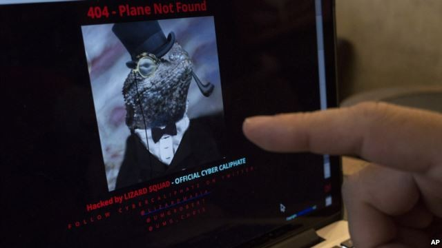 Hacker វាយប្រហារគេហទំព័រវែបរបស់ម៉ាឡេស៊ី Airlines - ảnh 1