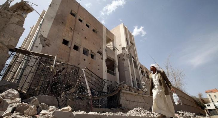 កំលាំងពួកឧទ្ទាម Houthi នៅ Yemen យល់ព្រមជាមួយកិច្ចព្រមព្រៀងឈប់បាញ់ ថ្មី  - ảnh 1