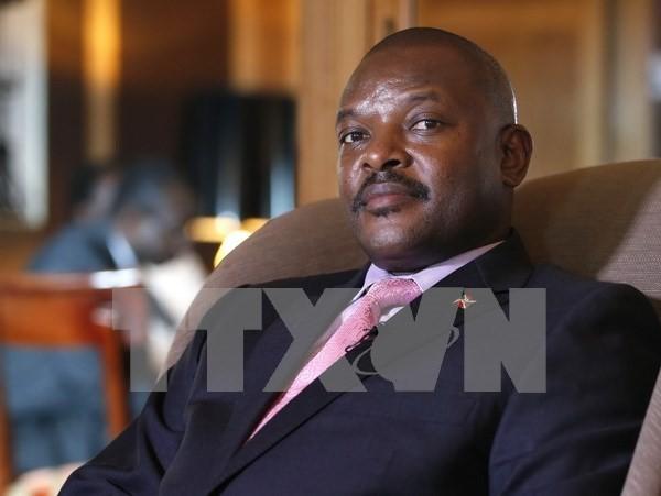 EU និងអាមេរិកអំពាវនាវឲ្យ Burundi ផ្អាកការបោះឆ្នោត  - ảnh 1