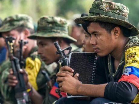 កិច្ចព្រមព្រៀងសន្តិភាពជាមួយ FARC នឹងត្រូវបានចុះហត្ថលេខានាខែ ឧសភា - ảnh 1