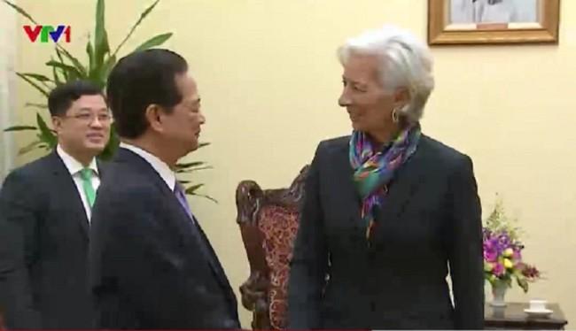 IMF មានគោលបំណងបង្កើនកិច្ចសហប្រតបត្តិការនិងជួយឧបត្ថម្ភវៀតណាមអនុវត្តគោលដៅអភិវឌ្ឍន៍ - ảnh 1