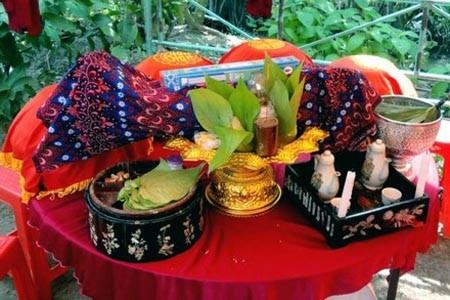 Cerimonia di nozze tradizionale dei cambogiani - foto 2