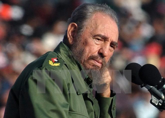 គុយបាគ្រោងនឹងរៀបចំពិធីកាន់ទុក្ខថ្នាក់ជាតិក្នុងរយៈពេល៩ថ្ងៃសំរាប់អគ្គមគ្គុទេសលោក Fidel Castro - ảnh 1