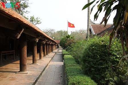 ស្ថាបត្យកម្មវិសេសវិសាលនៃវត្ត Keo នៅខេត្ត Thai Binh - ảnh 12