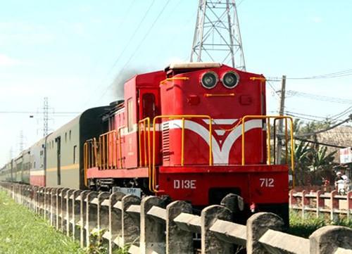 胡志明市郊至同奈省边和市铁路开通 - ảnh 1