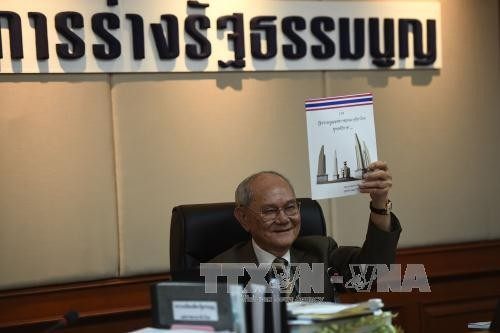 泰国承诺将于2017年举行大选 - ảnh 1