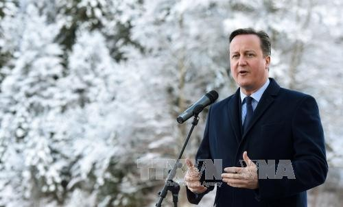 英国财政部发布英国退欧影响报告 - ảnh 1