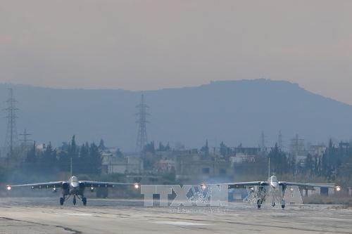 俄罗斯宣布将继续帮助叙利亚反恐 - ảnh 1