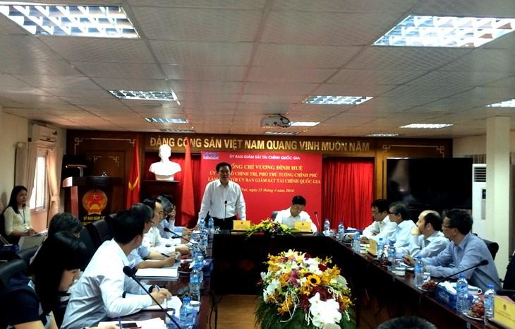 王庭惠副总理:提高分析和预测能力 保障国家经济发展 - ảnh 1