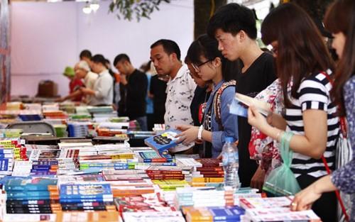 2016河内图书节即将举行 - ảnh 1