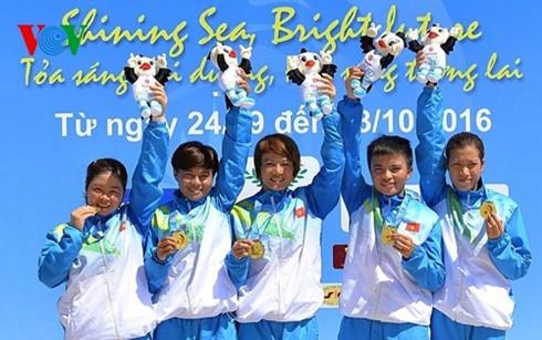 第五届亚沙会:越南再夺5枚金牌 - ảnh 1