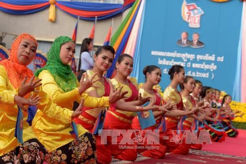 柬埔寨人民的历史性胜利有着越南的帮助 - ảnh 1