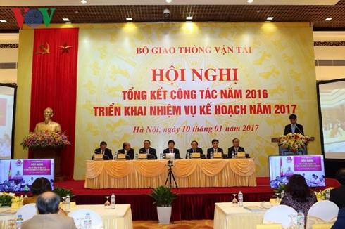 越南交通运输部进行总体结构重组 - ảnh 1