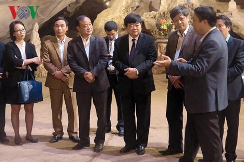 回到胡志明主席70年前在越南之声朗诵贺年诗的地方 - ảnh 5