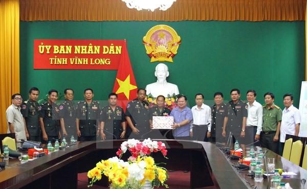 越南与柬埔寨的友好团结情谊将日益密切 - ảnh 1