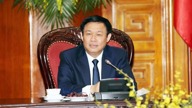王庭惠主持会议讨论由建设部作为国家股权代表的国企重组方案 - ảnh 1