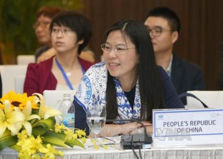 2017 APEC:第一次高官会及系列会议进入第五天 - ảnh 1