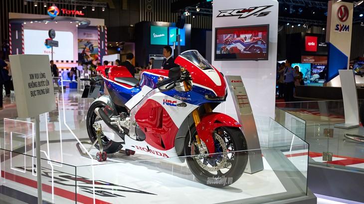 第二次越南摩托车展即将举行 - ảnh 1