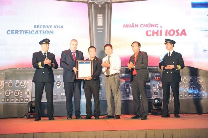 越南捷星太平洋航空获颁运行安全审查合格证书 - ảnh 1