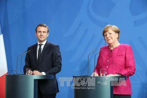 法德联手推动欧盟内部合作 - ảnh 1