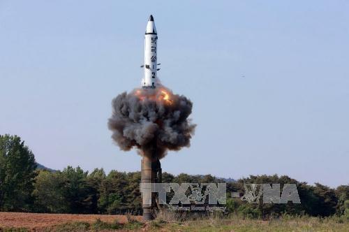 朝鲜证实最新弹道导弹试射 - ảnh 1