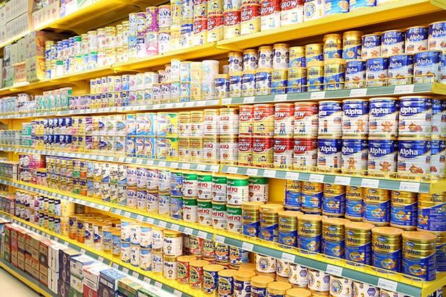 今年底越南快速消费品市场将取得更好结果 - ảnh 1