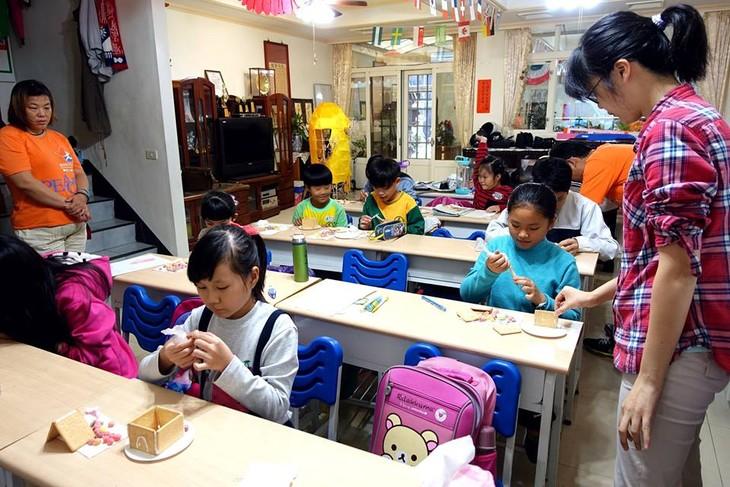 台湾新住民萌芽协会——在台越南儿童萌芽的乐园 - ảnh 3