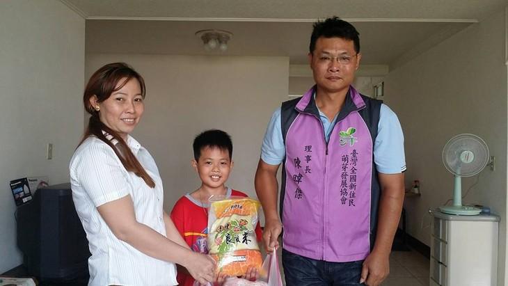 台湾新住民萌芽协会——在台越南儿童萌芽的乐园 - ảnh 2
